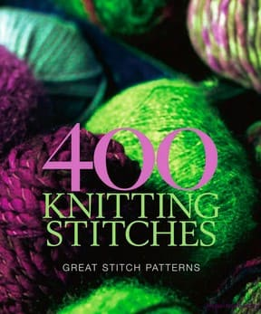 фото 400 Knitting Stitches