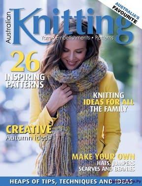 фото Australian Knitting 1 2016