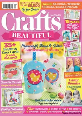 Crafts Beautiful 291 2016