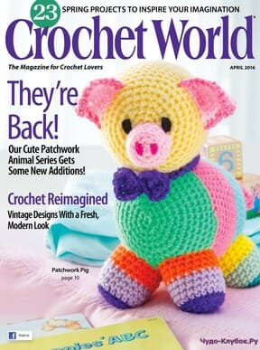 фото Crochet World 2 2016