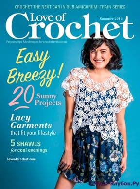 фото Love of Crochet - Summer 2016