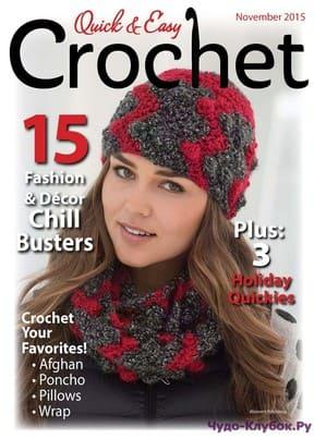 фото Quick & Easy Crochet Fal 2015