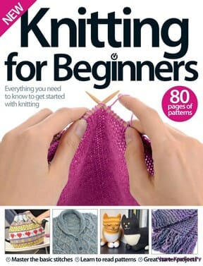фото Knitting For Beginners 4th Edition