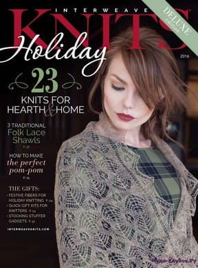 фото Interweave Knits Holiday Gifts 2016