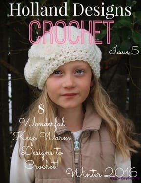 Winter Holland Designs Crochet 5 2016