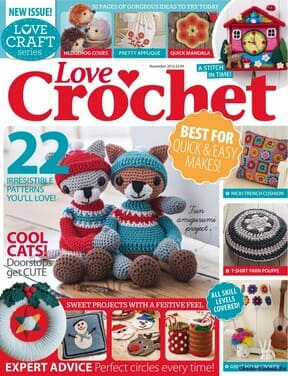 фото Love Crochet November 2016