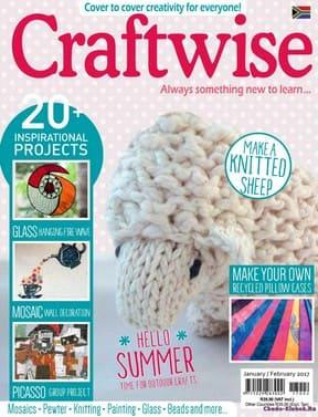 фото Craftwise January February 2017
