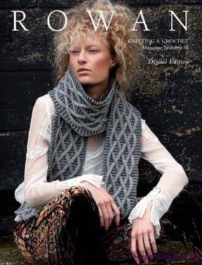 фото Rowan Knitting & Crochet Magazine 2015