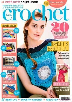 фото Inside Crochet 90 2017