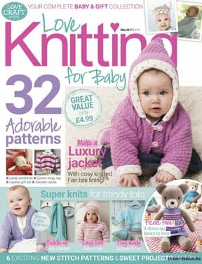 Love Knitting for Baby 5 2017