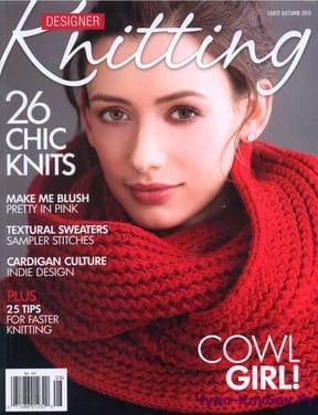фото Designer Knitting Early Autumn 2015