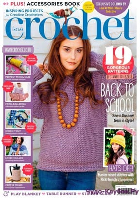 фото Inside Crochet 93 2017