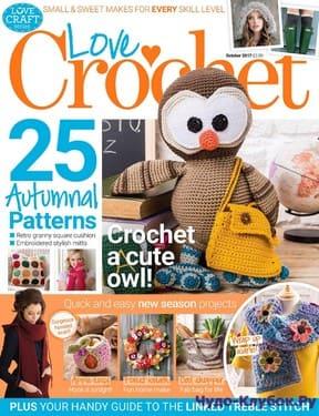 фото Love Crochet Октябрь 2017