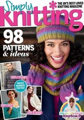 Simply Knitting 167 2018