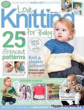 фото Love Knitting for Babies 2018