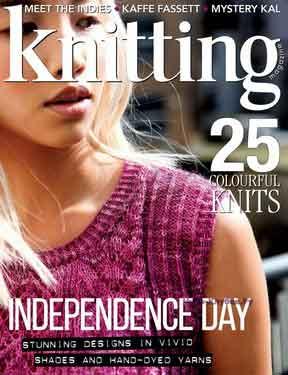 Knitting July - 2018