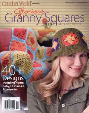 фото Журнал Crochet World presents Granny Square - 2013
