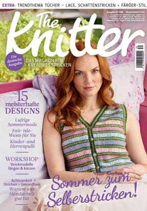 ZHurnal The Knitter Germany 34 2018
