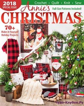 фото Creative Knitting — Annie's Christmas 2018