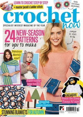 ZHurnal Crochet Now 32 2018