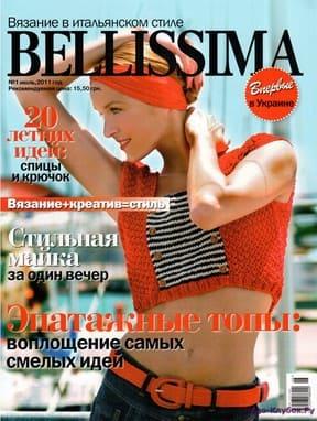 фото журнал Bellissima 1 2011