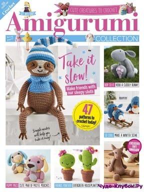 журнал Amigurumi Collection January 2019