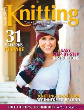 журнал Australian Knitting February 2019