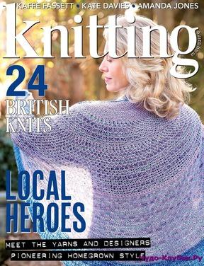 журнал Knitting 192 april 2019