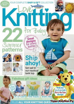 Love Knitting for Baby August 2019