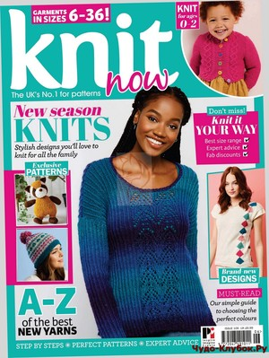 Knit Now 106 2019