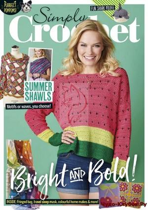 Simply Crochet 87 2019
