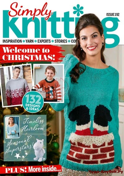 simply knitting №192 2019