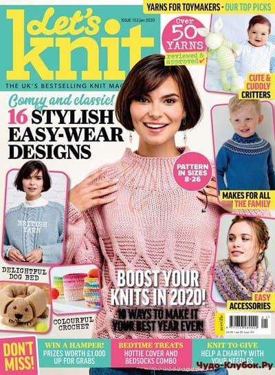 lets knit 153 2020